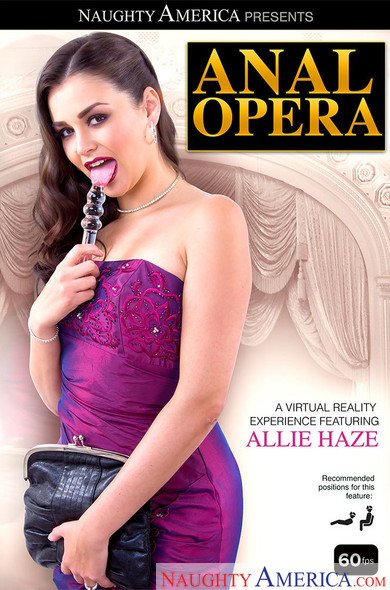 Allie Haze In Anal Opera