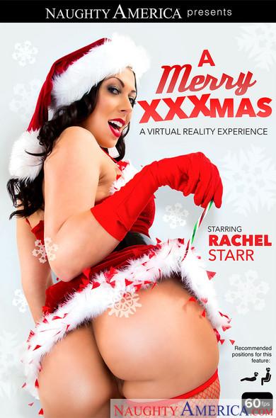 Rachel Starr In A Merry XXXMas