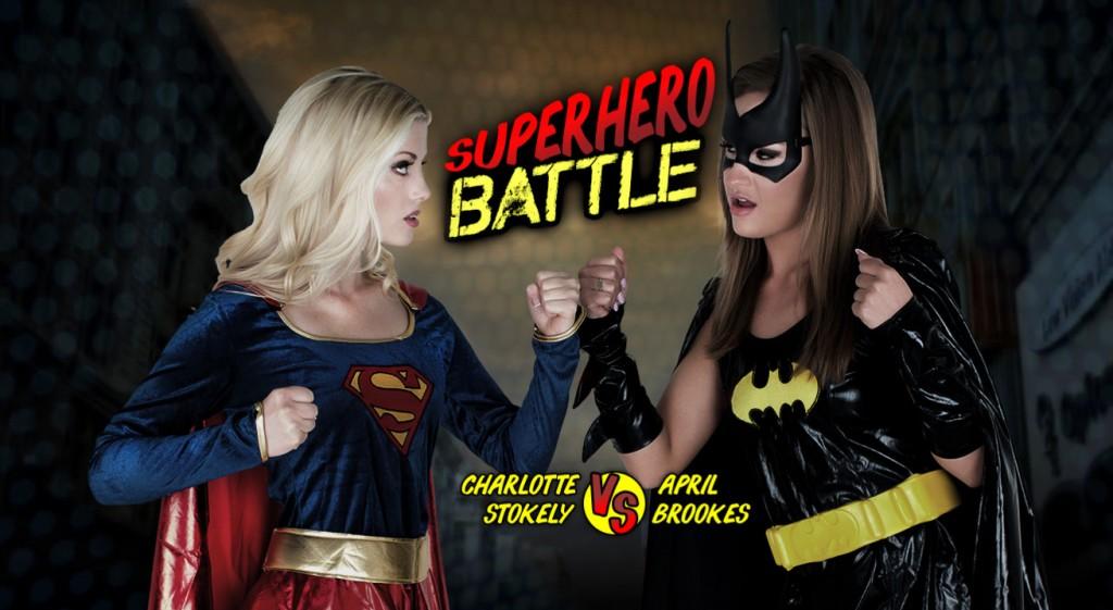 Superhero Battle