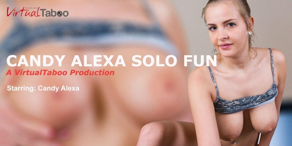 Candy Alexa Solo Fun