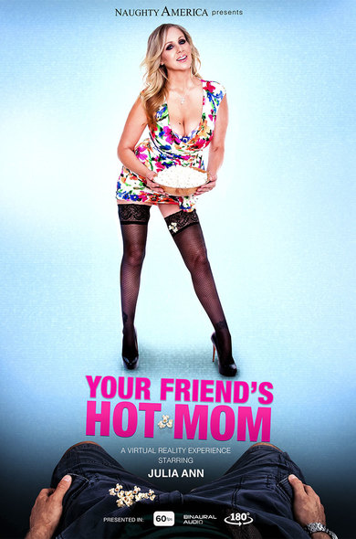 Your Friend's Hot Mom VR Porn