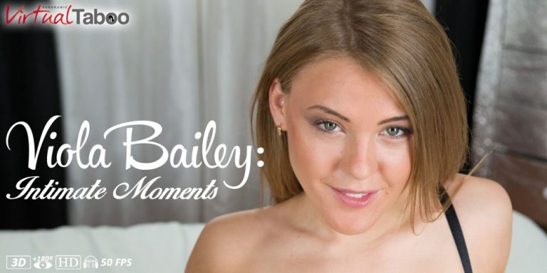 Viola Bailey: Intimate Moments