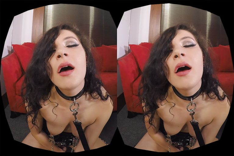 The Casting Couch Collection: Indica Cannabliss VR Porn