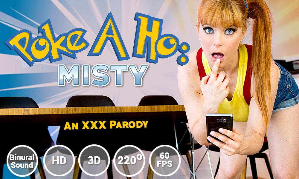 Poke A Ho: Misty