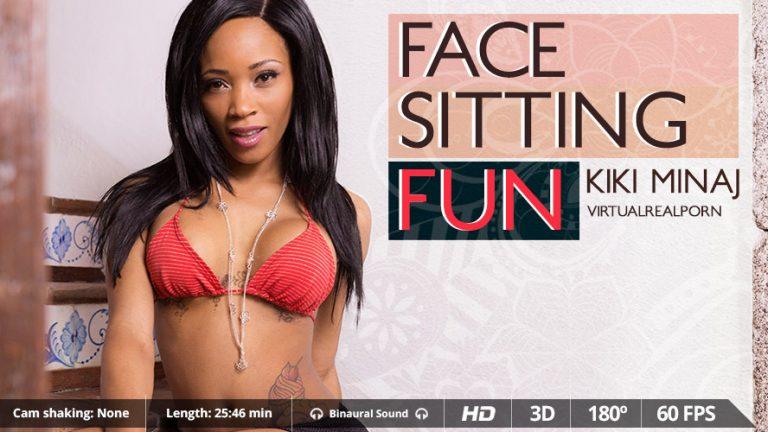 Face Sitting Fun