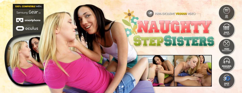 Naughty Step Sisters