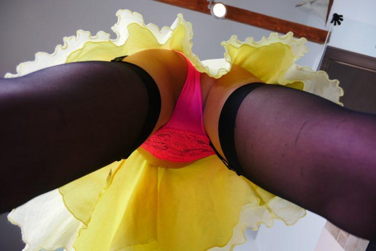 Under My Skirt VR Porn
