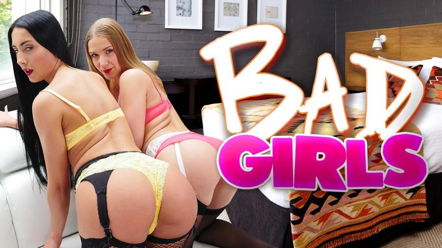 Bad Girls VR Porn