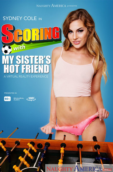 Sydney Cole in Scoring with My Sister's Hot Friend