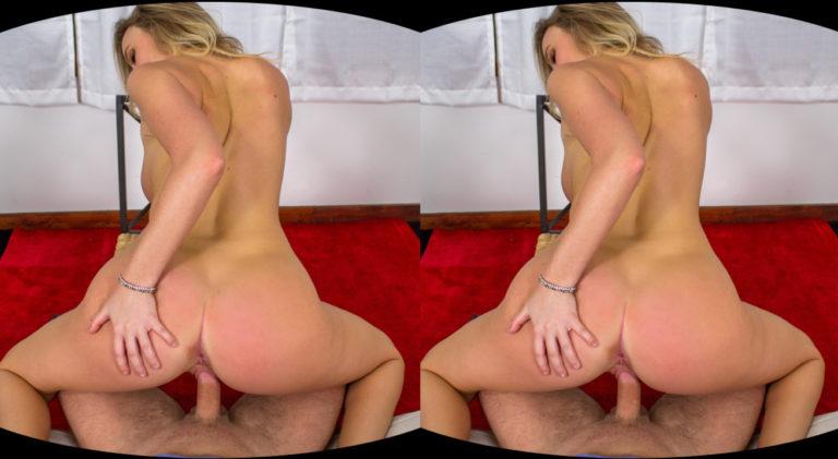 Alexis Adams: Lingerie VR Porn