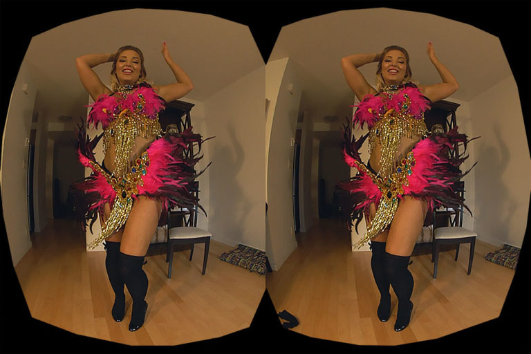 Private Dancer: Sasha Leigh VR Porn