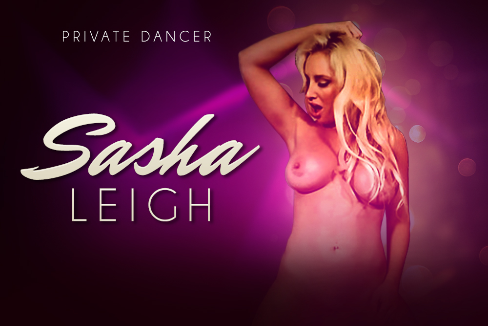 Private Dancer: Sasha Leigh VR Porn