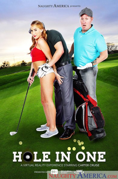 Carter Cruise In Hole in One VR Porn