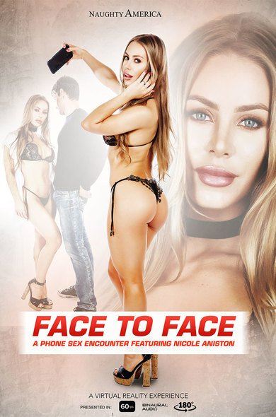 Nicole Aniston in Face to Face VR Porn