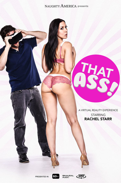 Rachel Starr in THAT ASS!