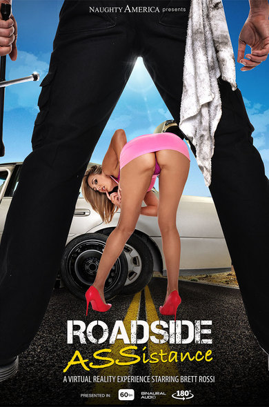 Brett Rossi In Roadside ASSistance