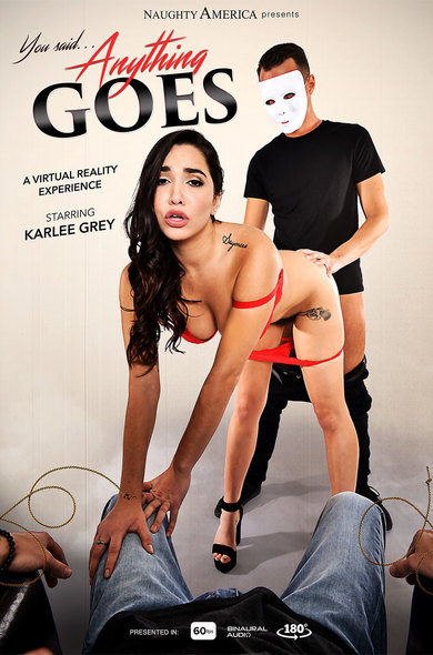 Karlee Grey in Anything Goes