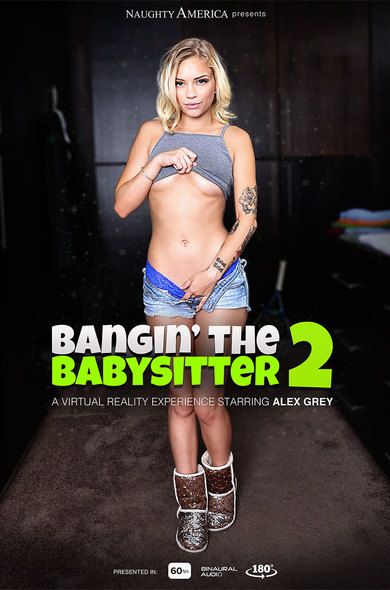Alex Grey in Bangin' The Babysitter 2