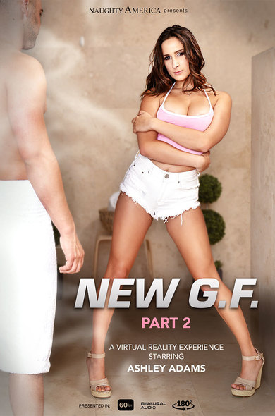Ashley Adams in New G.F. – Part 2